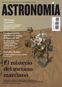 Portada Astronomía Mayo 2018