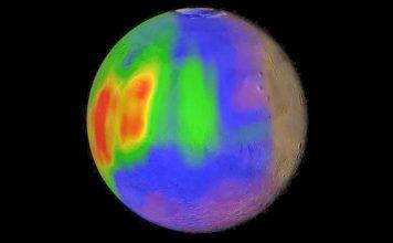 Metano en AMrte