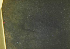 Vía Láctea desde Menorca. Astronomía Mayo 2018