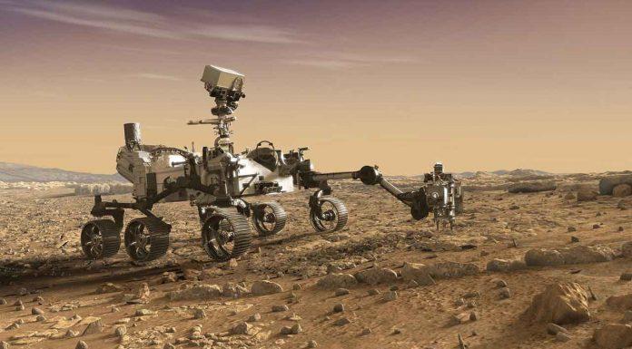 Hablamos de...las misiones a Marte de julio 2020