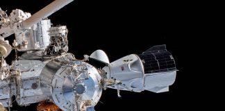El lanzamiento del cohete Falcon 9 de la empresa privada SpaceX,