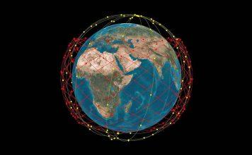 Megaconstelaciones de satélites