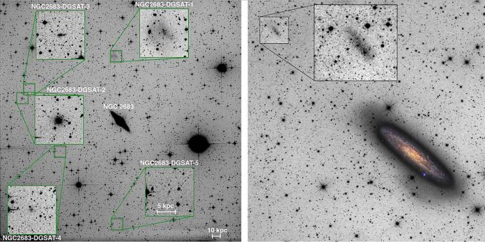 Imagen ultra profunda con telescopios amateur