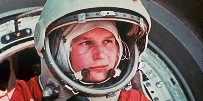 Las mujeres espaciales