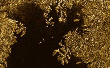 Titán, se inicia la exploración de los mares de otro mundo