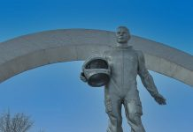 60 años de Gagarin
