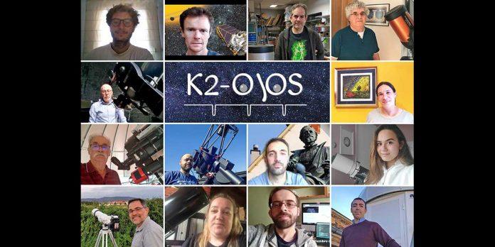 K2-OjOS: una colaboración Pro-Am en busca de nuevos mundos