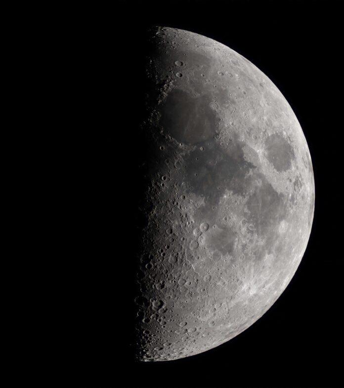 ¡A observar la Luna!